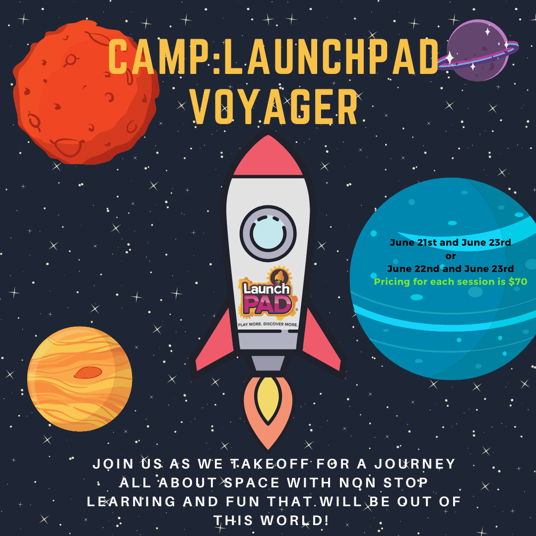 Launchpad voyager