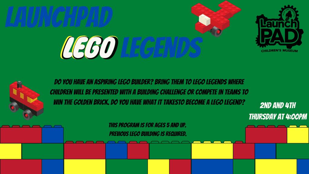 Lego Legends